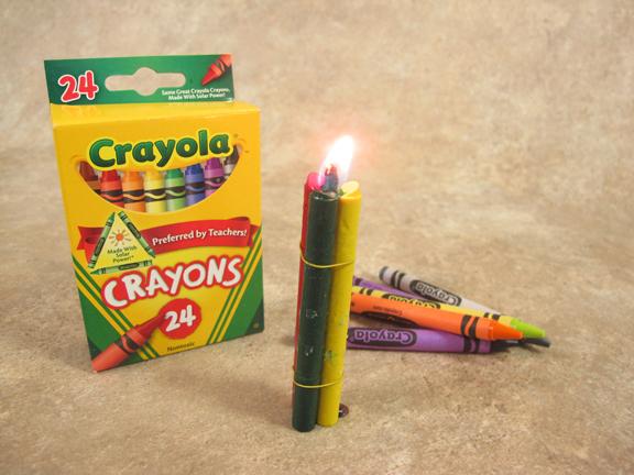 3-crayon-burning